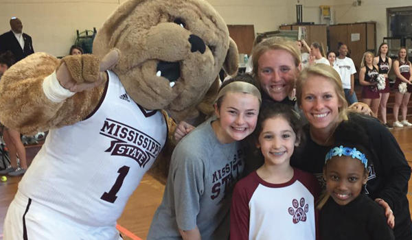 MSU's Bully visits HWS