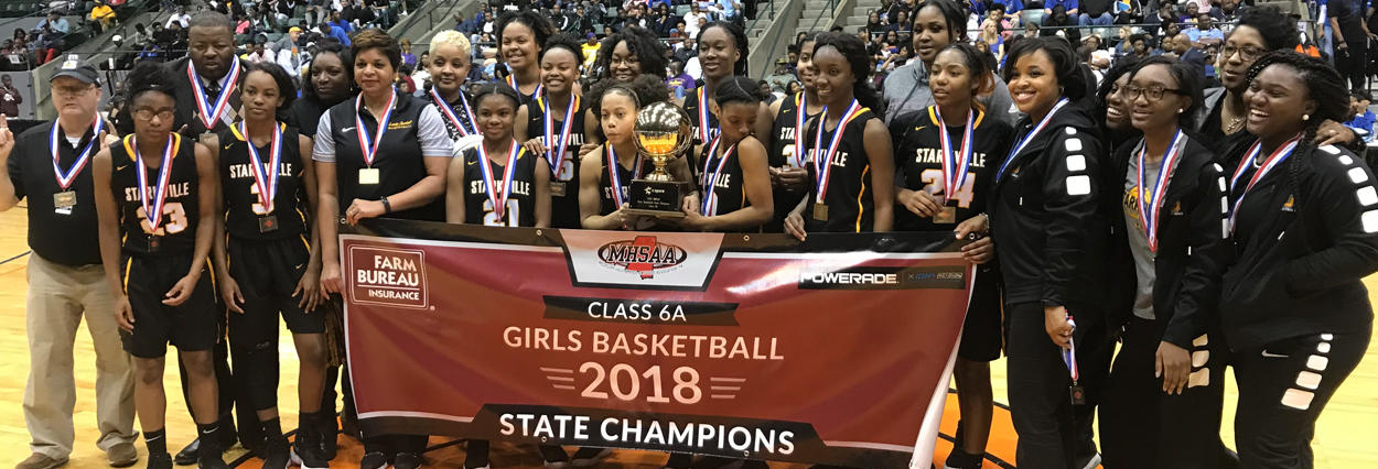 Lady Jackets Capture 6A Crown