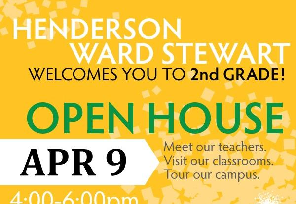 Hop on Over to The Hill & Experience Excellence at Henderson Ward Stewart; Spring Open House Announced