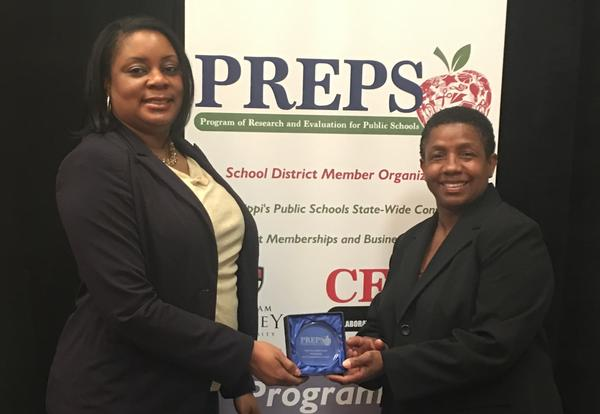 West Elementary School Recognized as 2018 PREPS Value-Added Award Recipient