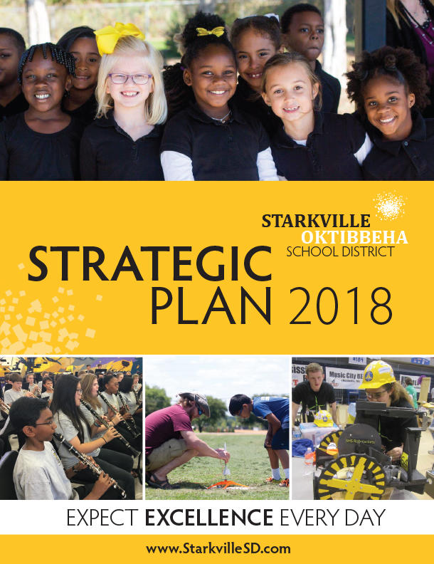 2018 SOCSD Strategic Plan, PDF available for download