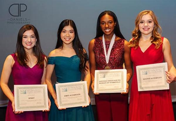 Photo of DYW Winners