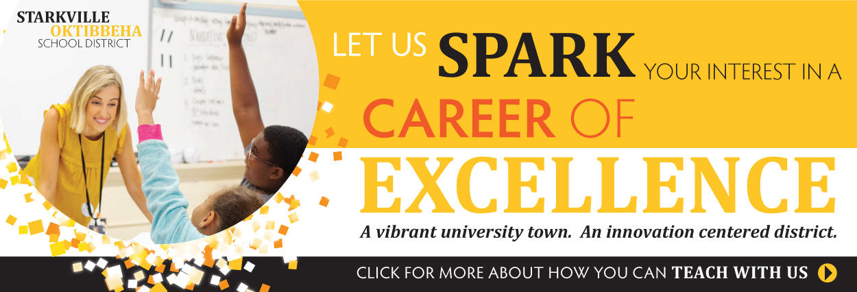 Let us spark your interest in a career of excellence