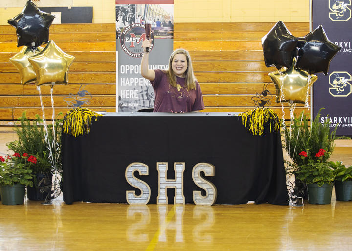 SHS Collegiate Signing Day photo