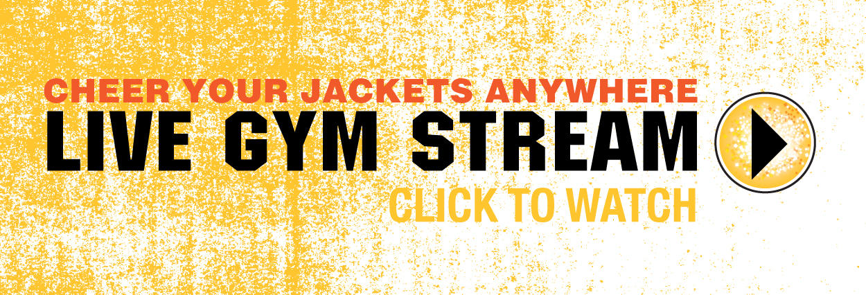 Click to access a Live Stream of Yellow Jacket Athletics