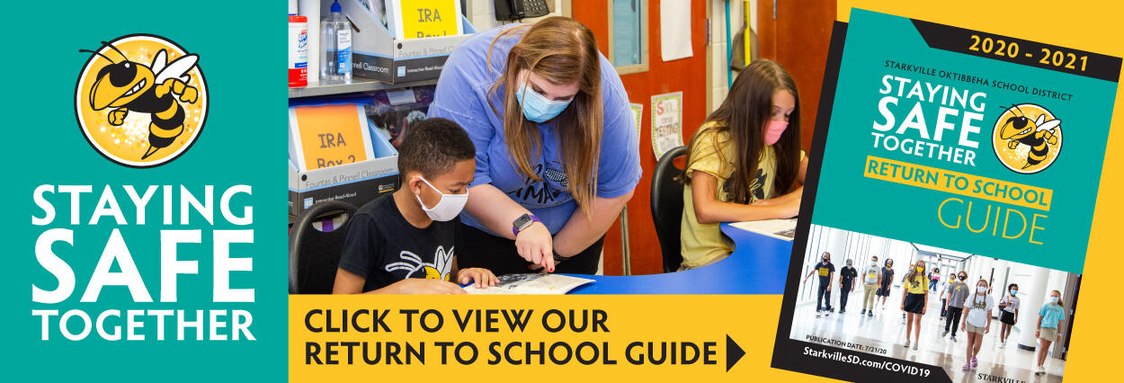 Click to view our 2020-2021 Return to School Guide