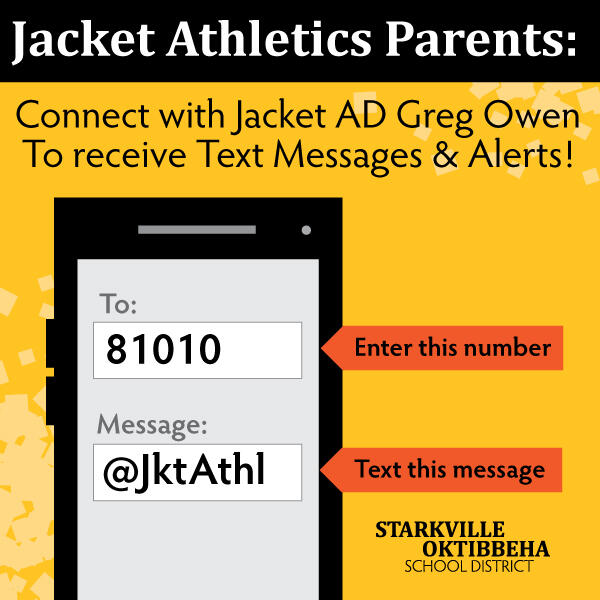 Join Athletics Parent Remind