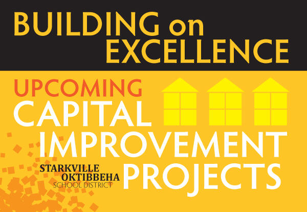 Upcoming Capital Improvement Projects