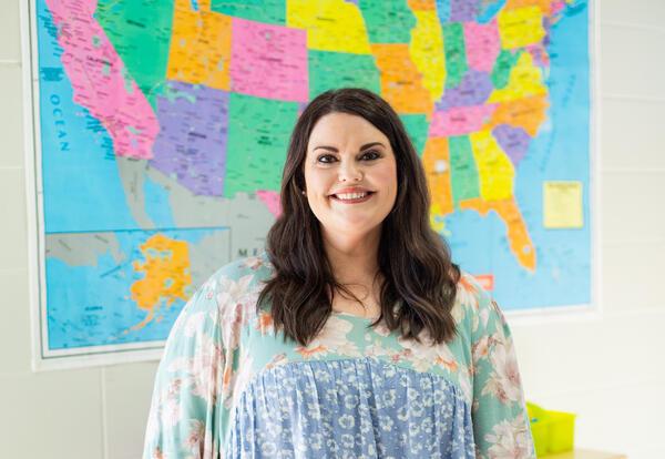SHS Teacher Janna Paes Named Finalist for Mississippi Teacher of the Year