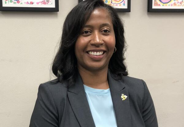 Jorine Neal Named Principal of Partnership Middle School