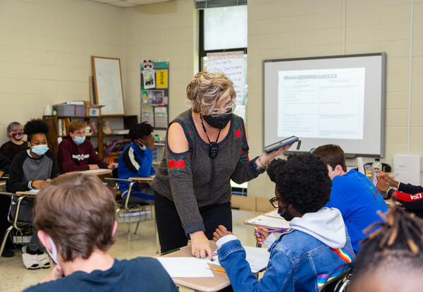 Wired for Excellence: New Audio Visual Technology Enhances Excellent Learning Experiences
