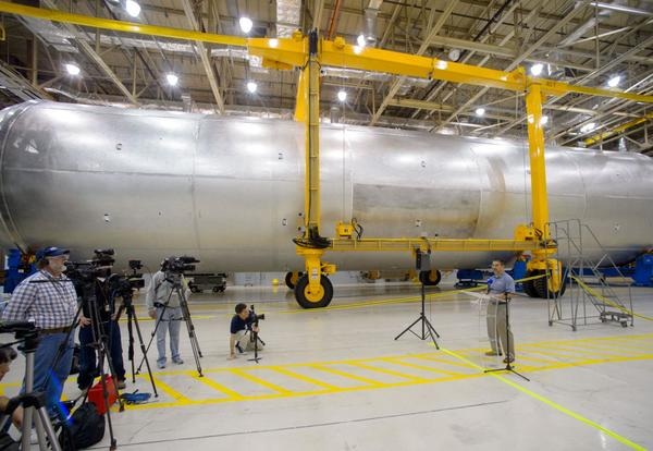 Nunez Launches Aerospace Training Center