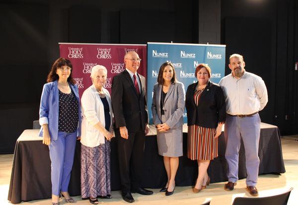 UHC and Nunez Agreement Signing