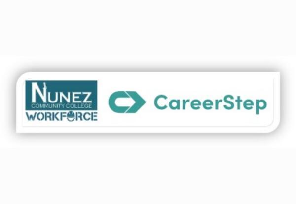 Nunez Career Step Logo