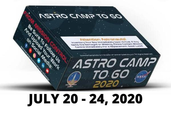 Astro Camp July 20-24th