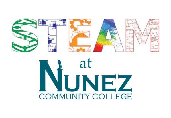 STEAM at Nunez Logo