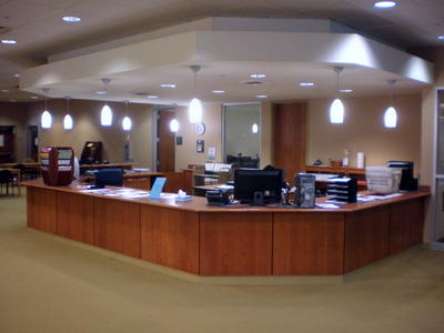 SLCC Library - Front Desk