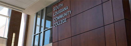 Welcome To South Louisiana Community College South