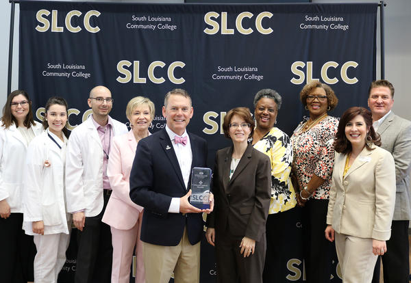 LGH Honored as SLCC's Benefactor of the Year