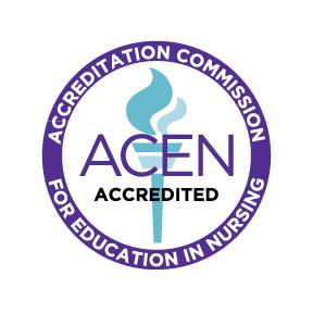 Logo for Accreditation Commission for Education of Nursing