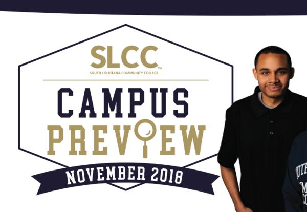 2018 Preview Days Coming in November