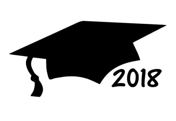 Fall 2018 List of Candidates for Graduation
