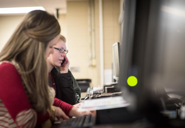 Financial Aid Accepting Applications for Work Study Jobs
