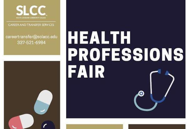 Health Professions Fair Set for Friday, March 8