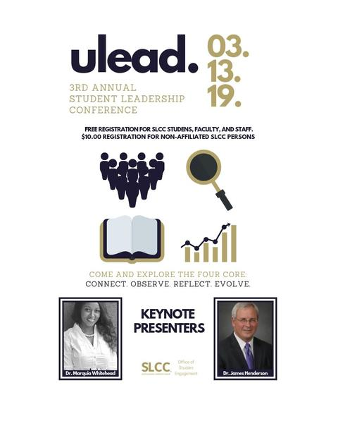 ULead Conference flyer