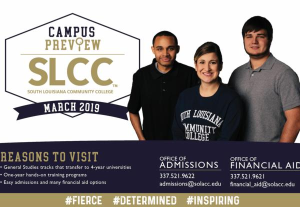 C'mon Over! We're Hosting Campus Preview Days March 25 - 28