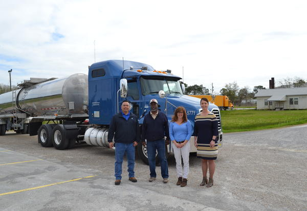 Donation by Superior Carriers Benefits CDL Students