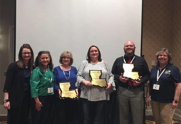 WorkReady U Adult Education Program Garners Awards from La Association for Public, Community, and Adult Education