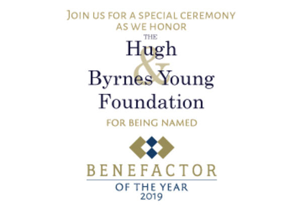 SLCC Foundation to Recognize H&B Young Foundation as Benefactor of the Year