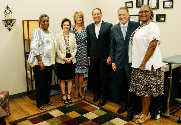 LHC Group Creates Home Health Lab for Nursing Students