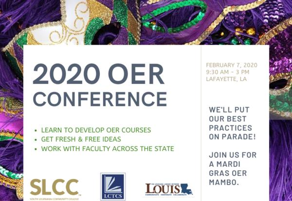 SLCC to Host 3rd Annual OER Conference Feb. 7