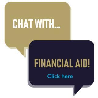 Chat with the Financial Aid team