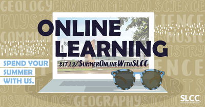 Summer Online Graphic