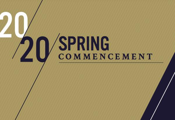 Spring 2020 Keepsake Graduation Program Now Online