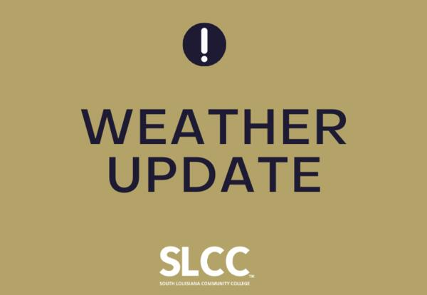 Weather Update: SLCC Campus Buildings Closed Monday, Remote Operations Continue