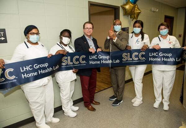 Home Health Lab Unveiled in Abbeville; Third this Week