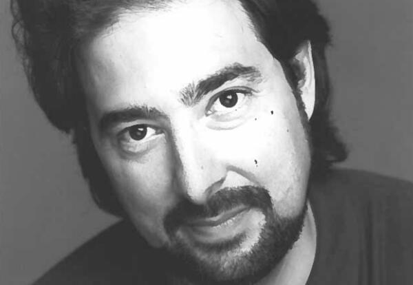 Black and white photo of Paul Sahuc