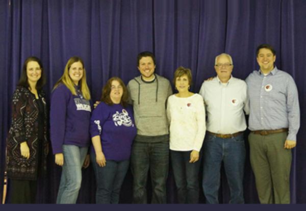 KHS Teacher Earns State Award!