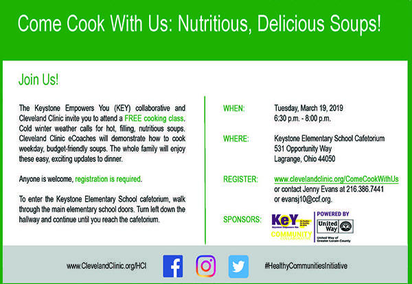 FREE Cooking Class!