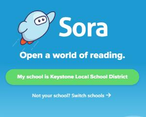 Sora - Open a world of reading