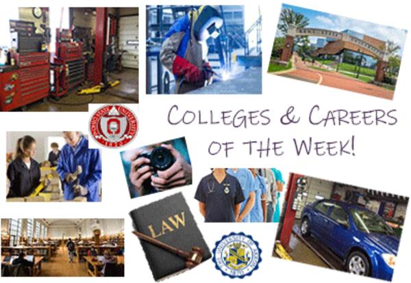 Career & College Spotlight