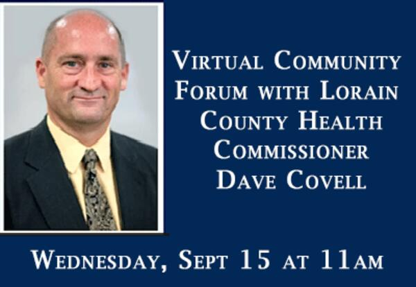 Virtual Forum with Health Commissioner
