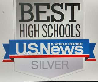 Best High Schools U.S. News Silver