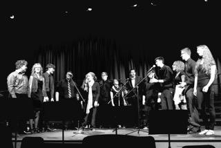 AcaRockets are AHS's newest a cappella vocal ensemble