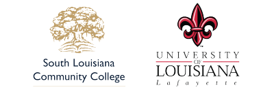 South Louisiana Community College and University of Louisiana - Lafayette images
