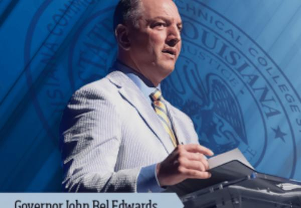 Governor Edwards announces accreditation program for small contractors